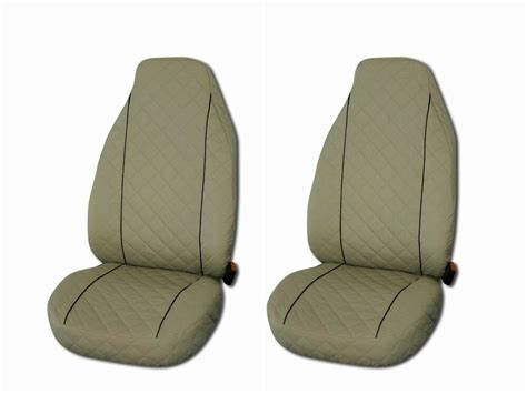 New Front Seat Covers For Jaguar F- Type , S-type , X-type