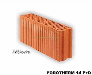 Porotherm příčky 150