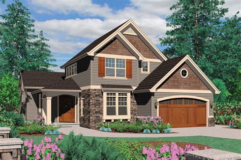 Craftsman Style House Plan 3 Beds 2 5 Baths 2079 Sq/Ft