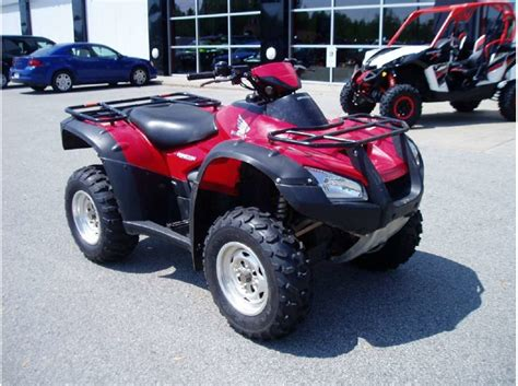 2007 Honda Rincon 680 Motorcycles For Sale