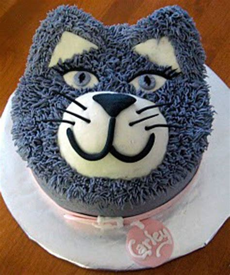 Cat  50 Amazing And Easy Kids' Cakes  Momme ˜� More On