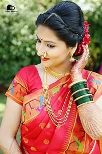 Marathi Weddings Bridal Look Happy Shappy India's Own