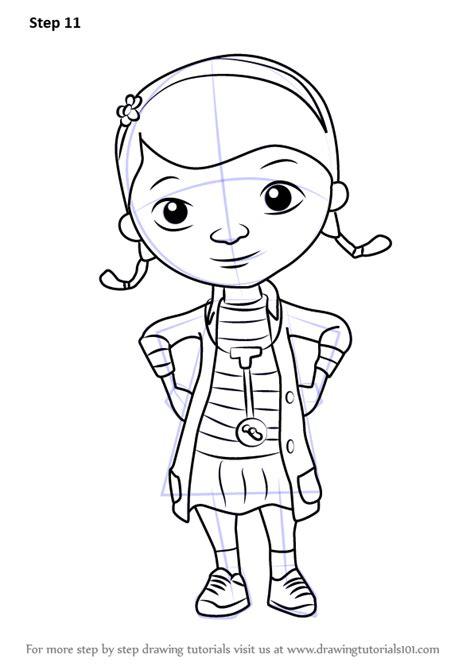 learn   draw    mcstuffins  mcstuffins