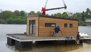 Maison Flottant Prix : maison flottante le guide complet ~ Dode.kayakingforconservation.com Idées de Décoration
