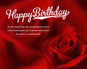 Romantic Birthday Wishes And Messages - Wordings and Messages