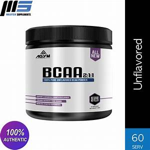 Agym Nutrition Bcaa 2 1 1  60 Servings