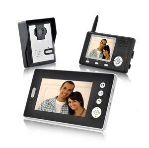 funk sprechanlage mit kamera gegensprechanlage t 252 rsprechanlage mit kamera sprechanlage mit zwei empf 228 ngern