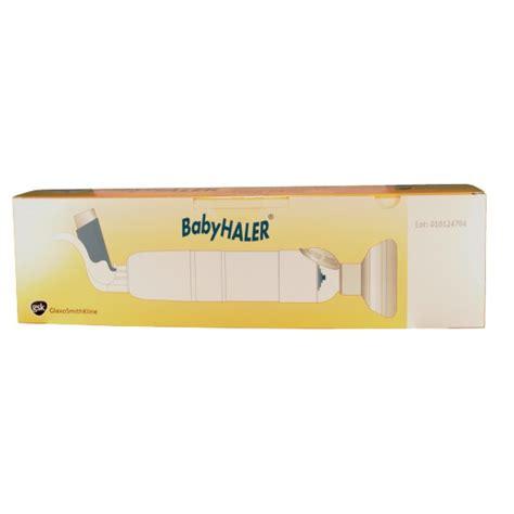 chambre d inhalation bébé babyhaler chambre inhalation bébé enfant gsk illicopharma