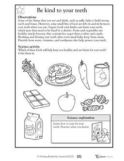 images  dental worksheets  school  grade science worksheets preschool dental