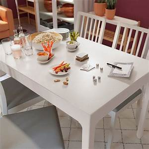 Tischdecke Weiß Ikea : ekedalen ausziehtisch wei ikea ~ Watch28wear.com Haus und Dekorationen