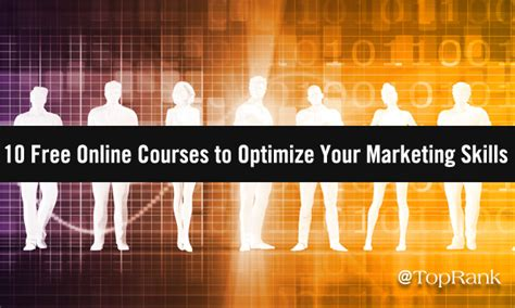 marketing skills course 10 free courses to optimize your marketing skills