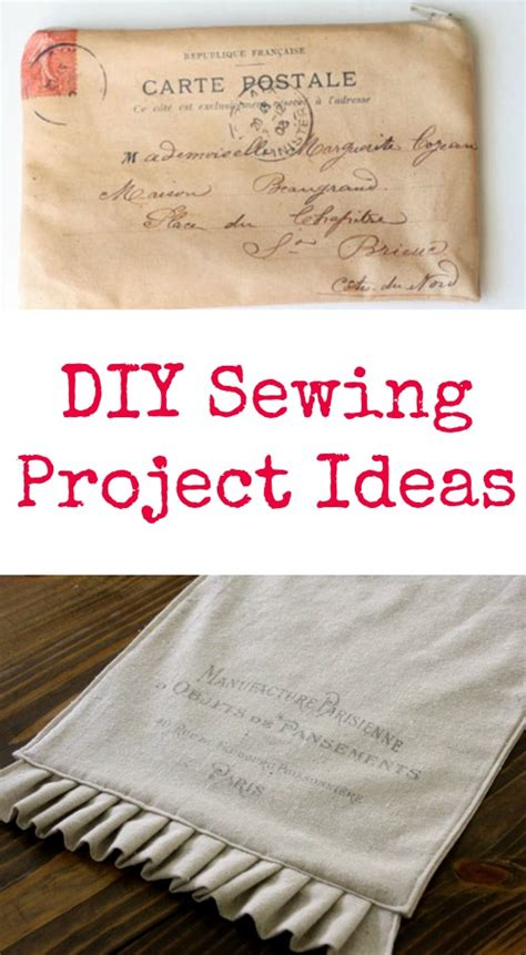 diy sewing project ideas  graphics fairy