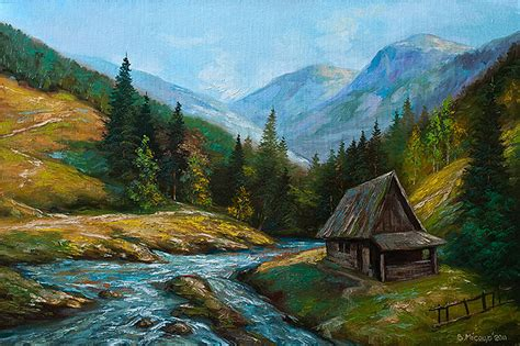 Beauty Nature Painting