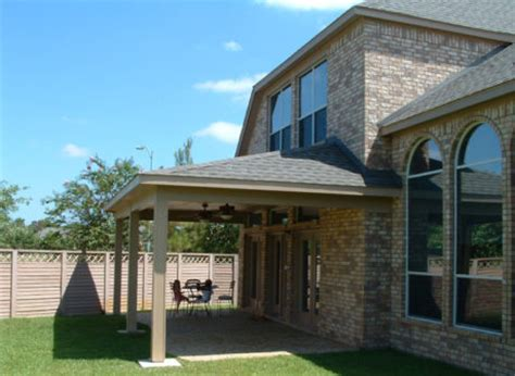 custom built patio covers and covered patios in houston