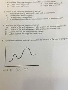 Question Which Of The Following Statements About Addition