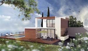 Mod U00e9lisation 3d Maison Particulier