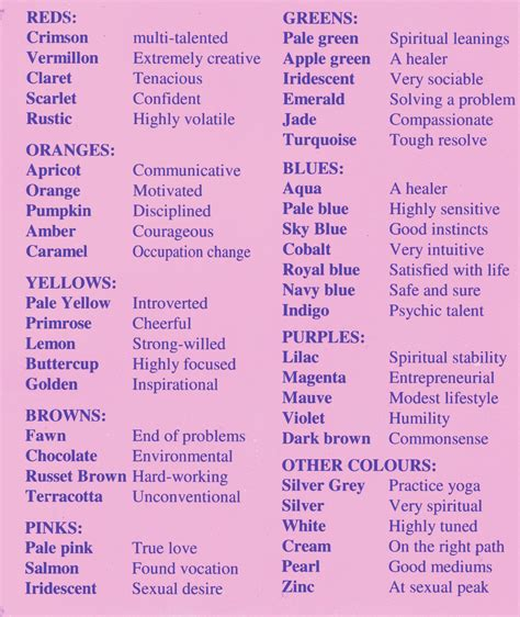 aura color meanings auras and kirlian cameras third