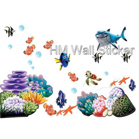 Finding Nemo Wall Sticker   Temple & Webster