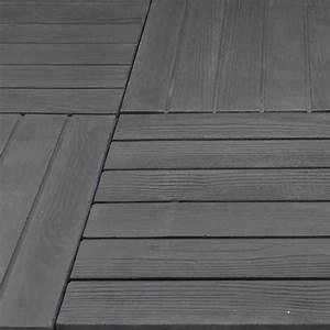 parquet aspect chene bois fonce pierdor l39esprit de la With parquet bois foncé