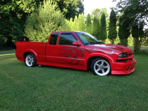 Chevy S10 Xtreme Truck by Buy Used 2000 Chevy S10 Truck Up Custom