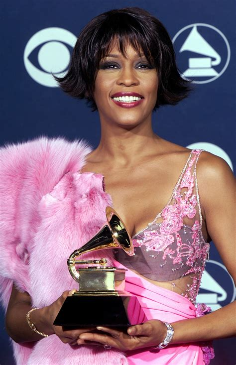 Whitney Houston Dead Pall Of Gloom Descends Over Music