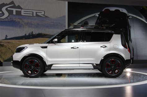 Kia Soul Trailster by Kia Soul Trailster Concept Chicago 2015 Photo Gallery