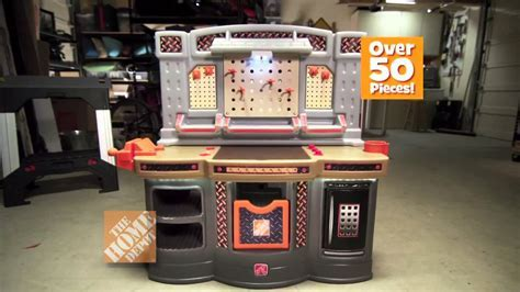 Workspace: Inspiring Home Depot Work Benches For Home
