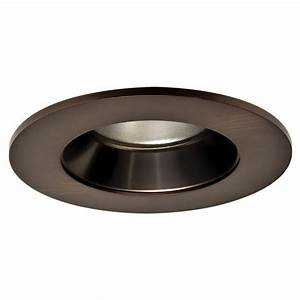 Recessed lighting top replacing ceiling