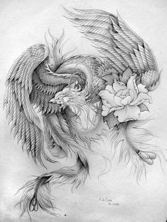 realistic phoenix bird drawings - Google Search | Phoenix Possibilities | Phoenix tattoo design