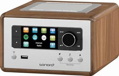 Radio Sonoro Relax Dab Bluetooth Wifi Walnoot