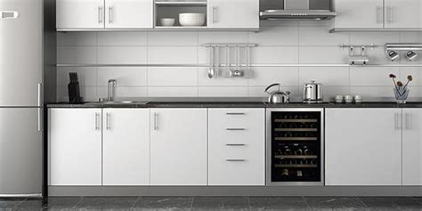 ideas  installing  built  wine cooler   kitchen