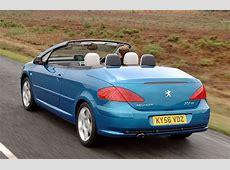 Peugeot 307 CC 2003 Car Review Honest John