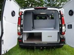 Amenagement Camion Camping Car : am nagement de fourgon youtube ~ Maxctalentgroup.com Avis de Voitures