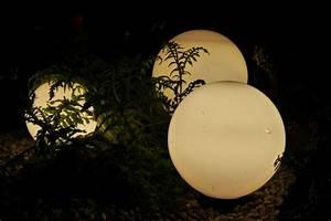 Gartenbeleuchtung Ohne Strom : 5 zauberhafte beleuchtungsideen f r ihren garten ~ Michelbontemps.com Haus und Dekorationen