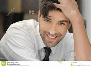 Smiling Handsome Guy Royalty Free Stock Photo - Image ...