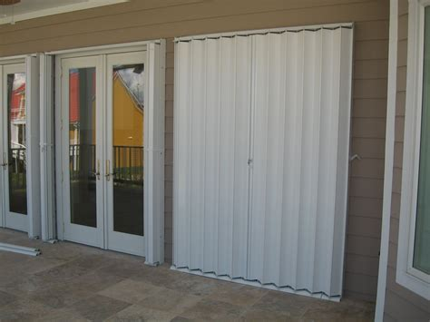hurricane shutters bahama accordion