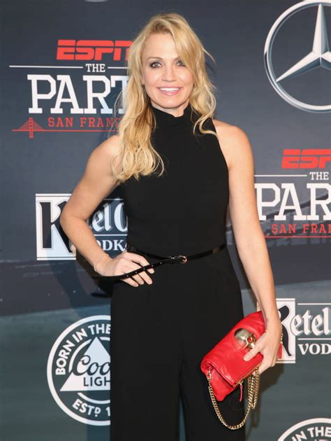 michelle beadle   espn  party arrivals