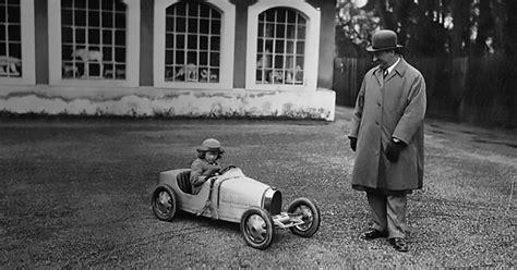 Between 1927 and 1930, ettore. Bugatti Baby Reborn: a 110th Surprise Birthday Present