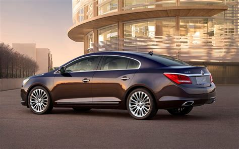 Buick New Models For 2014 by Refreshed 2014 Buick Lacrosse Has Enclave Like 2013