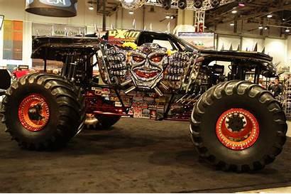 Monster Trucks Truck Digger Grave Wallpapers Jam