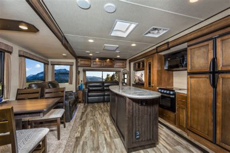 grand design reflection travel trailer reviews floorplans features  models