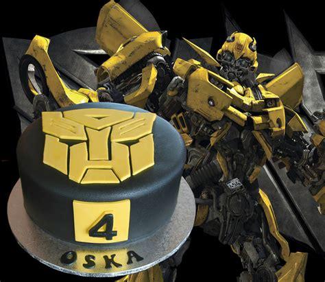 Bumblebee Transformer Cake  Cake Cupcakes And Cookies