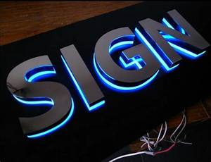 aliexpresscom buy 3d led letters custom metal acrylic With acrylic letters with led
