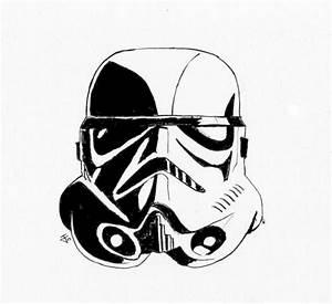 stromtrooper head clipart - Clipground
