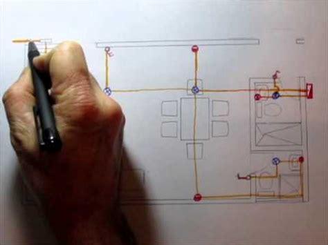 instalaciones el 201 ctricas de una casa en planos youtube