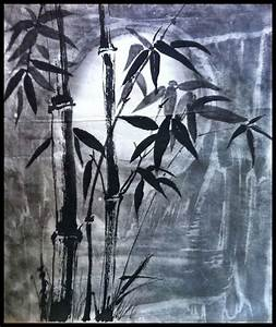 Pin by Josephine Woon on Chinese Ink Bamboo Paintings ...