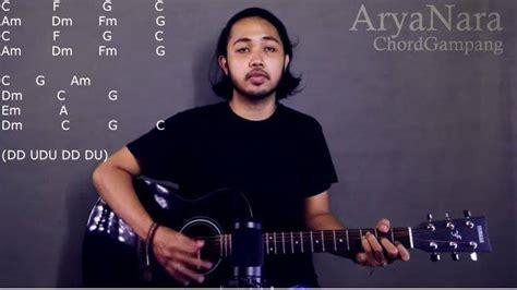 Bang coba petikan lagunya payung teduh untuk perempuan yang sedang di pelukan. Kunci (Chord) Gitar Sampai Tutup Usia - Angga Candra ...