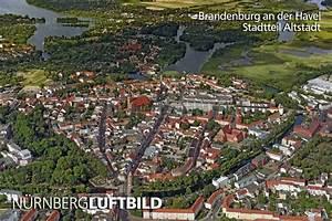 Markt De Brandenburg Havel : brandenburg an der havel neustadt von s dwesten luftbild ~ Yasmunasinghe.com Haus und Dekorationen