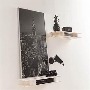 Cadre 70 X 100 : cadre accent 70 x 100 cm argent leroy merlin ~ Teatrodelosmanantiales.com Idées de Décoration