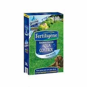 Engrais Gazon Naturel : engrais gazon longue dur e aquacontrol 200m2 fertilig ne ~ Premium-room.com Idées de Décoration